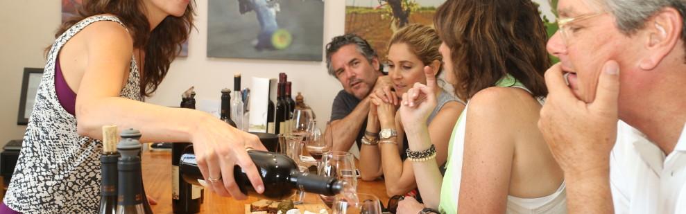 Wine Tasting at Assaf Winery