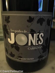 Domaine Jones Carignan