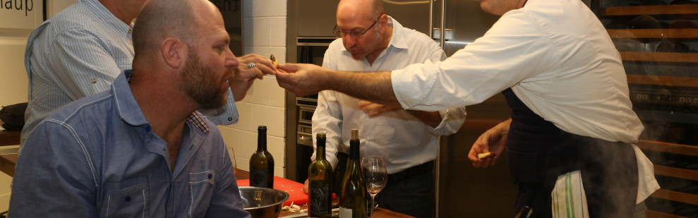 Culinary Workshop with Chef Avner Laskin