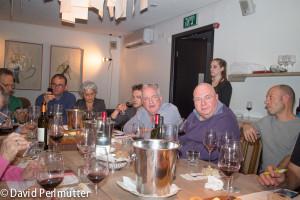 Adam Monefiore Describing the Carmel Winery Carignan